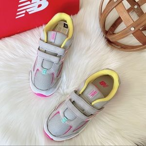 New Balance girl sneaker